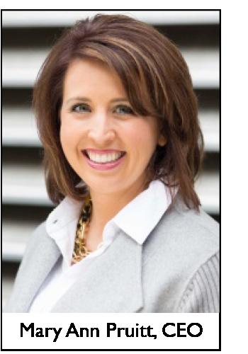 Mary Ann Pruitt CEO of Mosaic Media